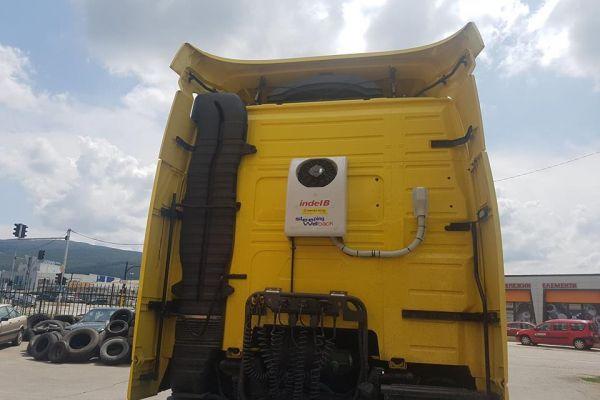 ремонт на автоклиматици за камиони