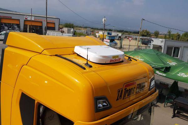 автоклиматици за камиони